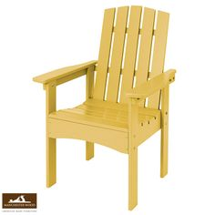 A re-inspired Adirondack chair; made exclusively in the Adirondack region of New York from locally harvested solid maple hardwood. Fit for the Club Adirondack Dining Table or enjoyed separately. Shop: http://www.manchesterwood.com/furniture-collections/adirondack/club-adirondack-chair.html #MadeinUSA #Outdoor #Home #Furniture #Spring #Dining
