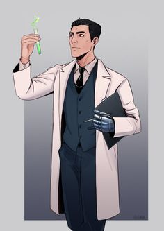 [C] Doctor Christy Walsh by solomonvolfovich