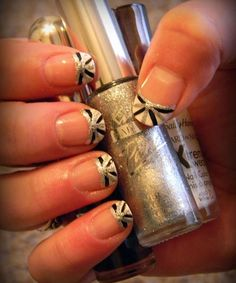 21 Fashionable Nail Art Design Ideas Part 1 | Inspired Snaps