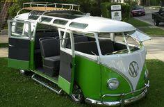 1965 21 Window VW Bus!