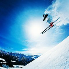 Winter is coming.  Cant' Wait! #skiing #snow #mountains #rockymountains #coppermountain