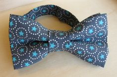 teal bow tie grey bow tie boy's bow tie ring bear baptism outfit communion groomsman bow tie for boy star bow tie children's bow tie texas by KoppSHOPP on Etsy