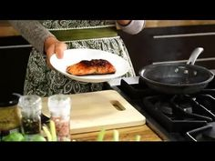 Honey-Grilled Salmon Recipe : High-Protein, Low-Carb Meals