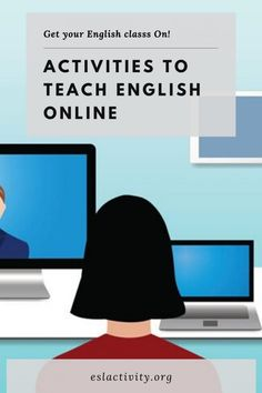 Teach English Online: Top 15 ESL Activities and Games English Activities For Kids, English Teaching Resources, Teaching English Grammar, Teaching English Online, English Writing Skills, Teaching Methods, Teaching Jobs, Teaching Activities, Teaching Ideas