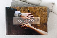 The Fine Art Wedding Album - Design Aglow - 1