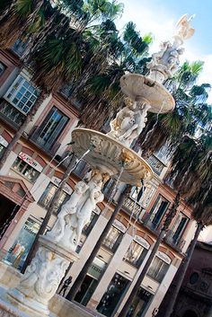 Malaga, Spain by ntalka, via Flickr