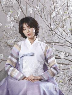 Choi Jun Young by Jang Joo Hyeop for My Wedding Korea Feb 2016