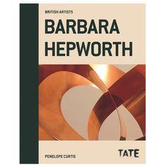 Barbara Hepworth - Tate Publishing. Shortlisted 2015.