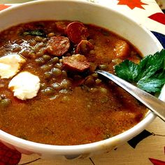 145283_2 Hungarian Recipes, Hungarian Food, Just Eat It, Chana Masala, Chili, Cake Recipes, Food And Drink, Tasty, Dishes