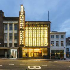 Hostel colorido e descolado na Belgica