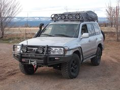 100 Series Landcruiser, Landcruiser 100, Toyota 4x4, Toyota Cars, Toyota Vehicles, Toyota Land Cruiser 100, Best 4x4, Expedition Vehicle, Jeep Cars