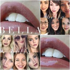 Bella is back and added to the permanent line!!  #bella #lipsense