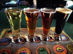 Celebrate national drink a beer day with one of our local craft beers. #DrinkBeerDay #SmokyMountainBrewery