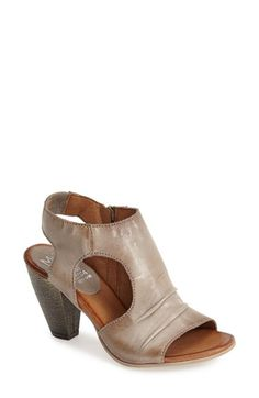 Miz Mooz 'Michelle' Leather Sandal (Women) | Nordstrom