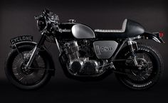 This KO Model is a real piece of Art. Mostly because he's a traditionalist and a perfectionist. The latest bike to leave Carpy's workshop . Cb750, Honda Cb, Custom Bikes, Cars And Motorcycles, Vehicles, Carpenter, Wheels, English, Motorbikes