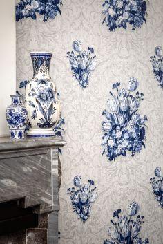 Behang / Wallpaper collection Dutch Masters - BN