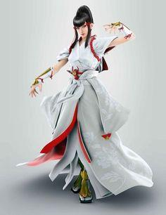 Kazumi Mishima | Tekken Wiki | Fandom powered by Wikia