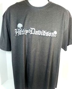 Chicago #Harley Davidson @Chicago #Illinois Mens T Shirt Black XL Made In USA #HarleyDavidson #GraphicTee