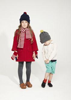 Jo Gordon Children's pompom hat