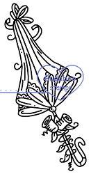 Fancy Umbrellas - Umbrella 5