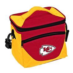 Logo Brand Kansas City Chiefs Halftime Lunch Cooler, Multicolor