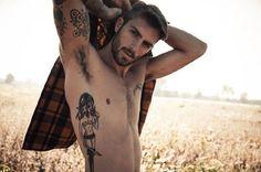 farmer beard