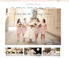 Prophoto Wordpress Theme - Photography blogsite - Photography Web Template - Photography Logo - Instant Download