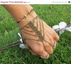 Hey, I found this really awesome Etsy listing at https://www.etsy.com/listing/205509850/sized-hand-bracelet-hand-chain-body