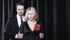 Brel möter Piaf - Rebellen och Sparven, Nöjesteatern i Malmö 14 mars klockan 19:00