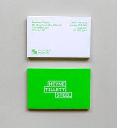 Heyne Tillett Steel: Branding & Website on Behance
