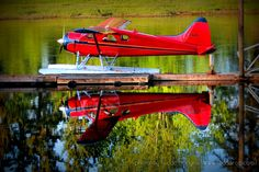 What's not to love. DHC-2 Beaver C-FXUN