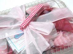 Pink Love! (ideia bacana de reutilização de embalagem descartável)