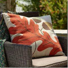 Fall Pillow Inspiration