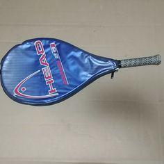 Head Agassi 25 Tennis Racquet Art 3 w/ Cover, For Repair or Parts Head Tennis, Pro Tennis, Racquet Sports, Tennis Racket, Golf Clubs, Cover, Ebay, Art, Art Background