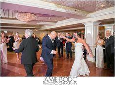 An Olde Mill Inn couple tearing up the Washington Ballroom dance floor (Jamie Bodo Photography)