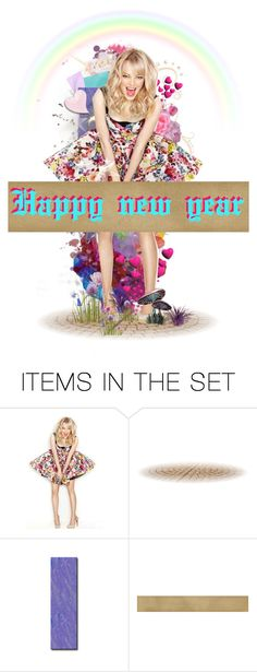 """""""Happy new year"""" by purplez ❤ liked on Polyvore featuring art"""