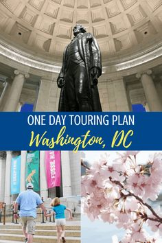 One day in DC: here's a touring plan for that! From what hotel is best in Washington to what to see (Smithsonian museums and monuments at night! Take a walking tour in our nation's capital. Romantic Escapes, Romantic Getaways, Wanderlust Travel, Travel Usa, Travel With Kids, Family Travel, Washington Dc Tours, Us Capitol, National Mall