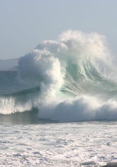 Power of the ocean   Feeling low, watch the wild waves of the ocean  they will uplift and soothe you and give you courage to carry on,......