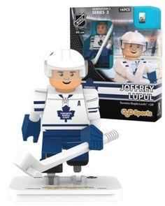 Joffrey Lupul Toronto Maple Leafs NHL Hockey Minifigure Oyo Sports NIB Leafs