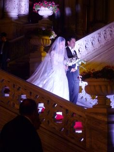 Prince Muhammad Ali of Egypt and Princess Noal Zaher, the granddaughter of King Zaher Shah of Afghanistan, have married in a lavish, traditional ceremony atthe Palace of Çirağan, on the European shores of the Istanbul Strait in Turkey. The couple got engaged in April 2013. Hello! Magazine reported the following: