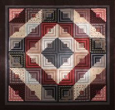 ... her personal quilting journey with many of her wonderful quilts