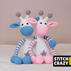 "102 Likes, 2 Comments - Stitch Crazy Studio (@stitchcrazystudio) on Instagram: ""Miss Giraffe finally available at my shop! Happy Thursday  #bestbuddies . (Shop link in bio) .…"""