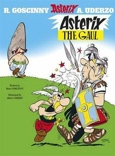 Asterix series: France. Asterix is a warrior who engages in a series of adventures