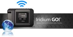 Iridium GO creates the first ever reliable global satellite connection for voice and data communications on your smartphone or up to 5 mobile devices. Cellular Accessories, Satellite Phone, Electronics For You, Latest Mobile, Apple Watch, Wifi, Smartphone, Stuff To Buy, Internet