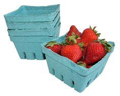 Berry Baskets Pig Roast Farmers Market Berries Fiber Marketing Green Toc 4th Birthday