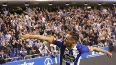 Lucas. Deportivo de A Coruña.