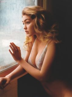 Gigi Hadid // The Supermodel