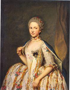 Ritratto di Maria Luisa di Borbone