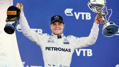 Valtteri Bottas takes first ever race win with Russia victory // Bitesize Formula One news Russian Grand Prix, Valtteri Bottas, F1 Season, First Ever, Formula One, Victorious, Racing, News, Running