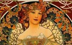 Alfons Maria Mucha 24 July 1860 – 14 July 1939, was a Czech Art Nouveau painter and decorative artist, known best for his distinct style. He...